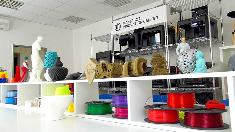 3D technológiai oktatás stúdió