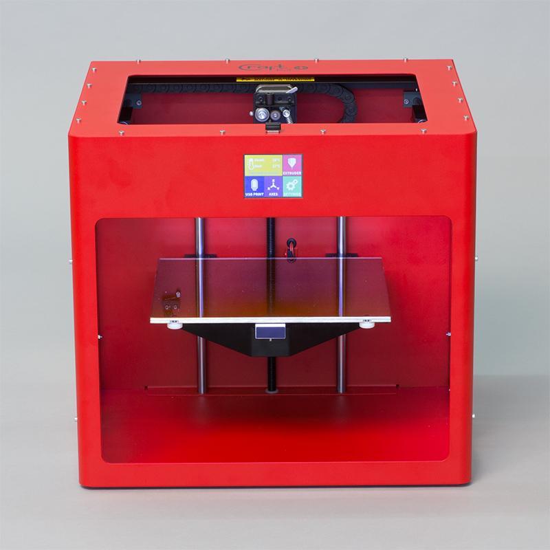 CraftBot 2 műanyag szálolvasztásos 3D nyomtató