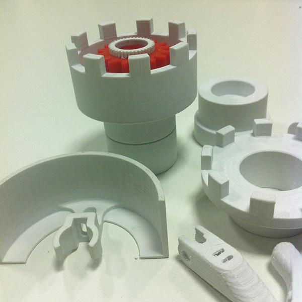 Alkatrészek pótlása 3D modellezéssel és nyomtatással