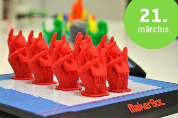 3D NYOMTATÁS WORKSHOP
