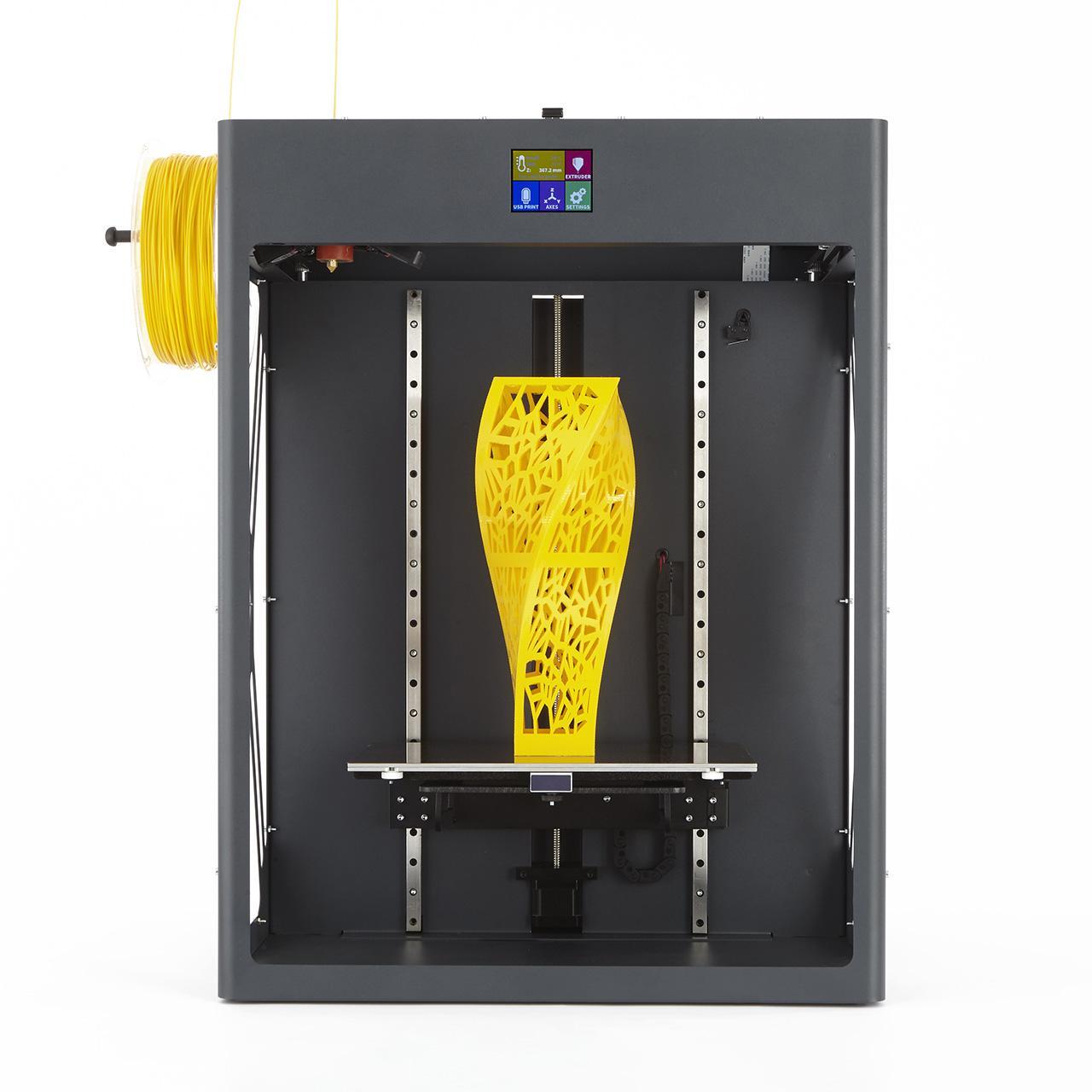 CraftBot XL műanyag szálolvasztásos, nagyformátumú 3D nyomtató