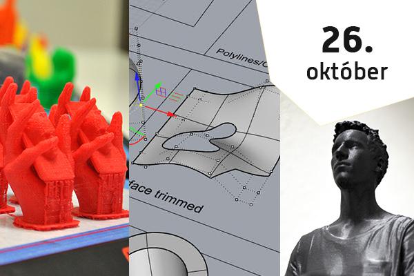 EGYNAPOS 3D BEVEZETŐ WORKSHOP