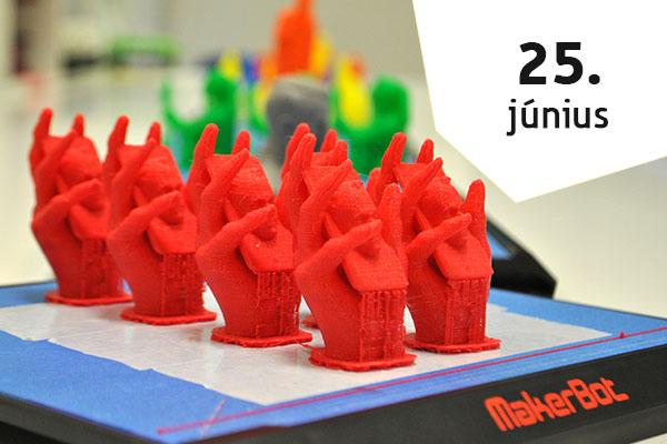 3D NYOMTATÁS ALAPOK